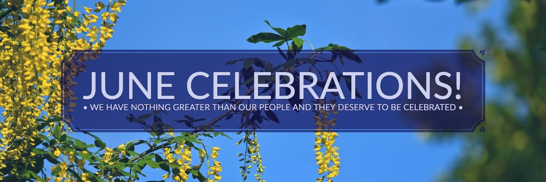 June Celebrations