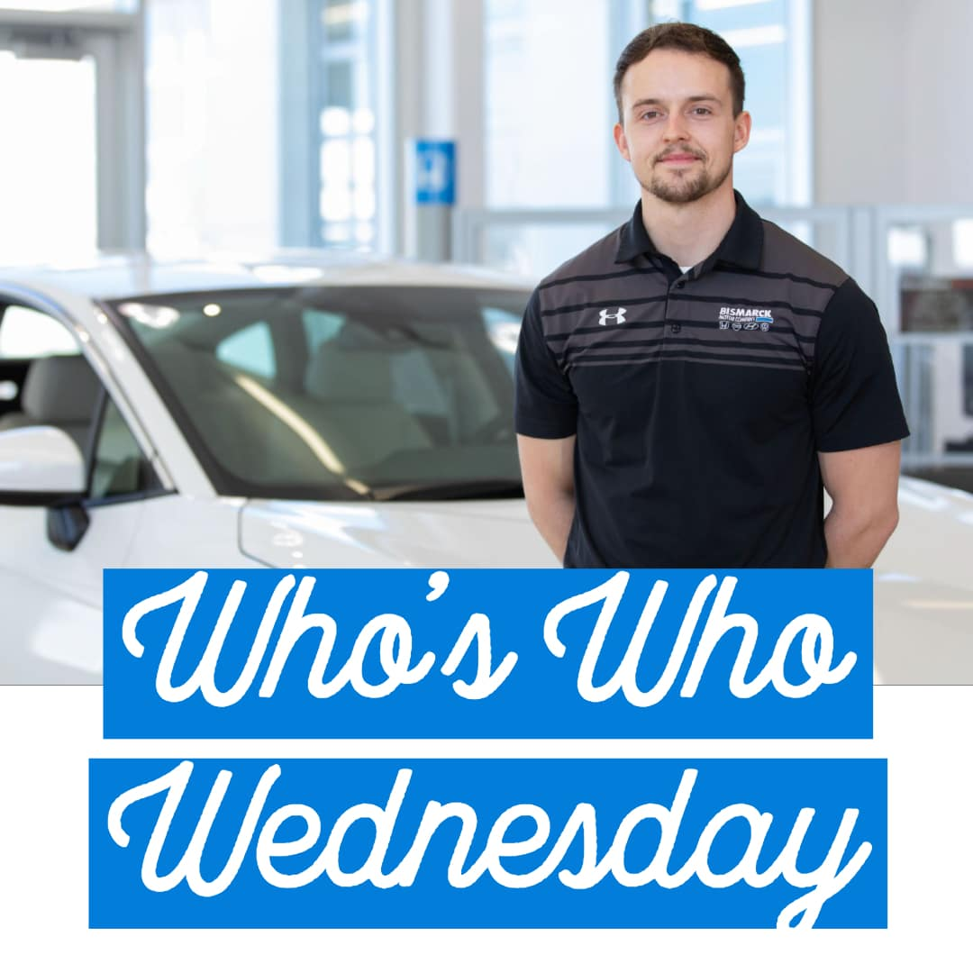 Who's Who Wednesday Brett Adam