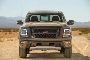 New 2020 Nissan Titan Info And Specs Bismarck Motor Company