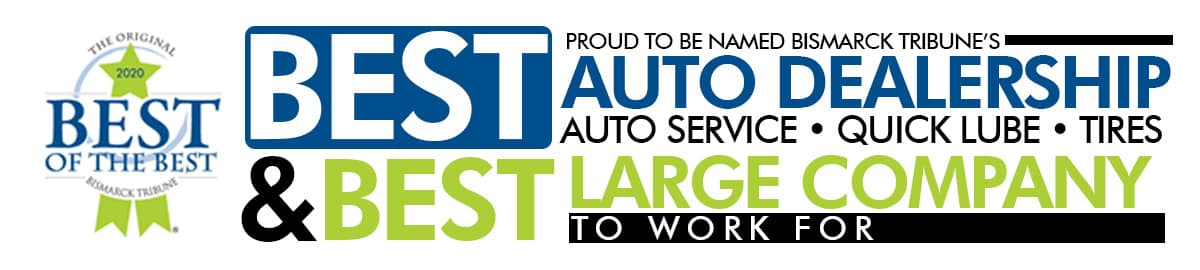 Best Auto Dealership in Bismarck