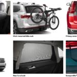 Six popular Volkswagen car accessories for summer fun