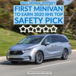 2021 Honda Odyssey ratings