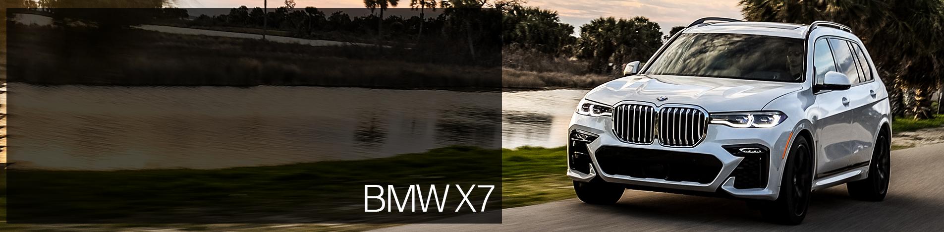 2019 BMW X7 at BMW of Minnetonka
