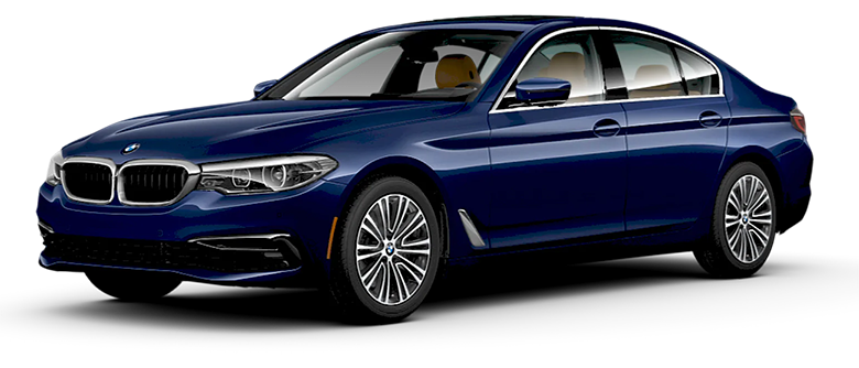 2020 BMW 5 Series Model Information | BMW of Minnetonka