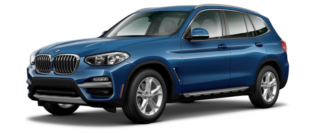 2019 BMW x3 Lease Offer in Minneapolis | BMW of Minnetonka