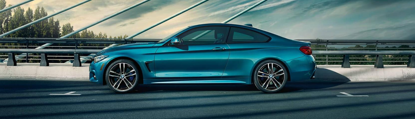 New BMW 4 Series Model Information | BMW of Minnetonka
