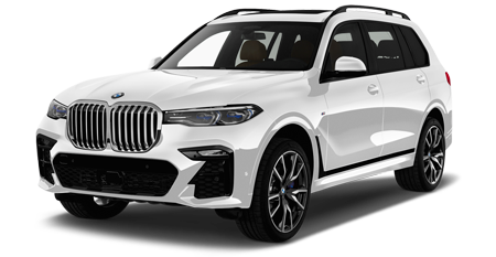2020 BMW X7 xDrive40i Model Information | BMW of Minnetonka