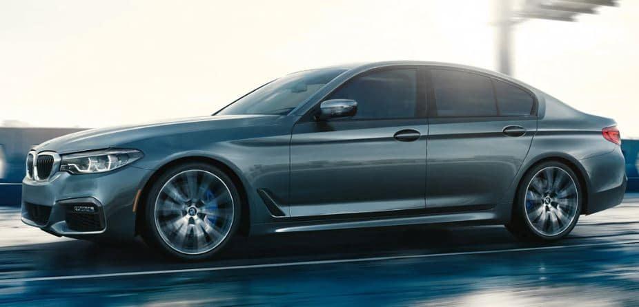 2020 BMW 5 Series Driving Benefits | BMW of Minnetonka