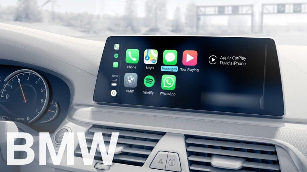 BMW Apple Carplay | BMW of Minnetonka