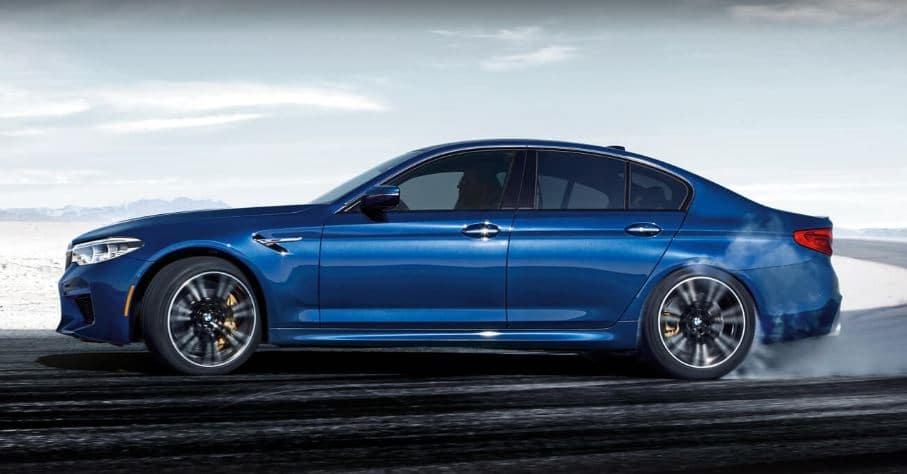 2020 BMW M5 Series Driving Benefits | BMW of Minnetonka