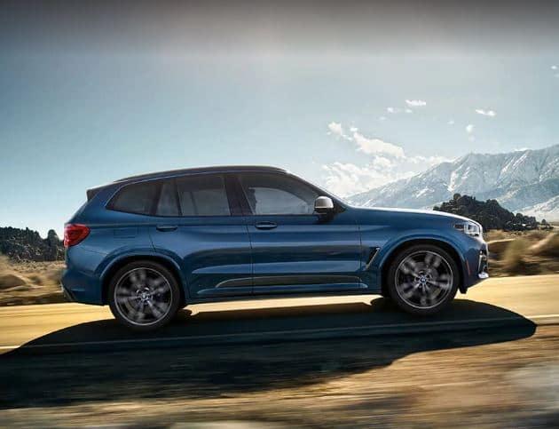 2020 BMW X3 Driving Benefits | BMW of Minnetonka