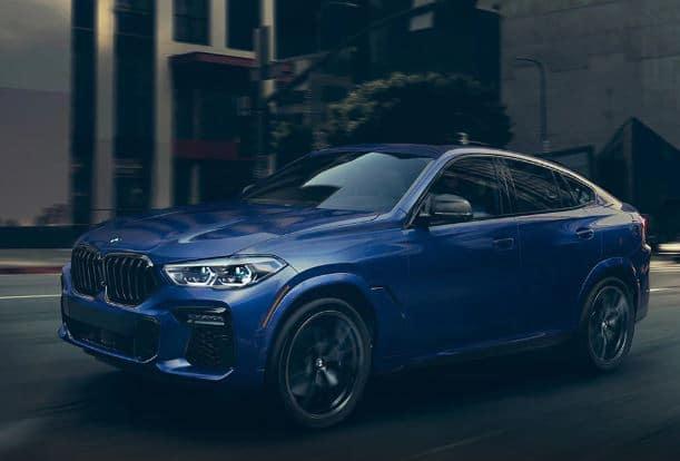 2020 BMW X6 Driving Benefits | BMW of Minnetonka
