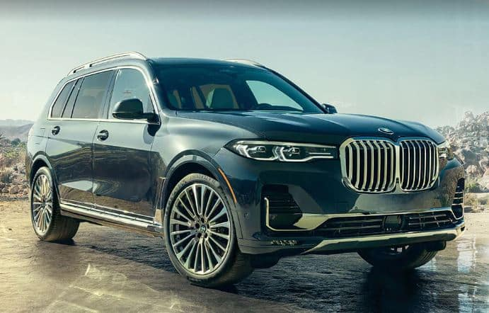 2020 BMW X7 Driving Benefits | BMW of Minnetonka