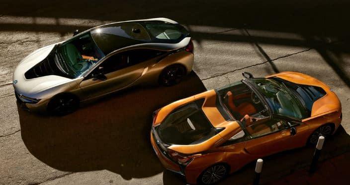 2020 BMW i8 Driving Benefits | BMW of Minnetonka
