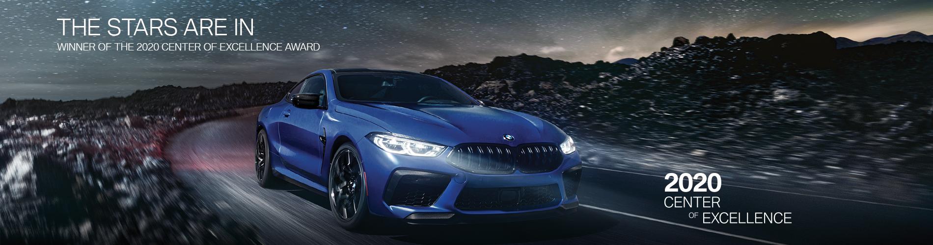 BMW of Minnetonka 2020 BMW Center of Excellence Winner