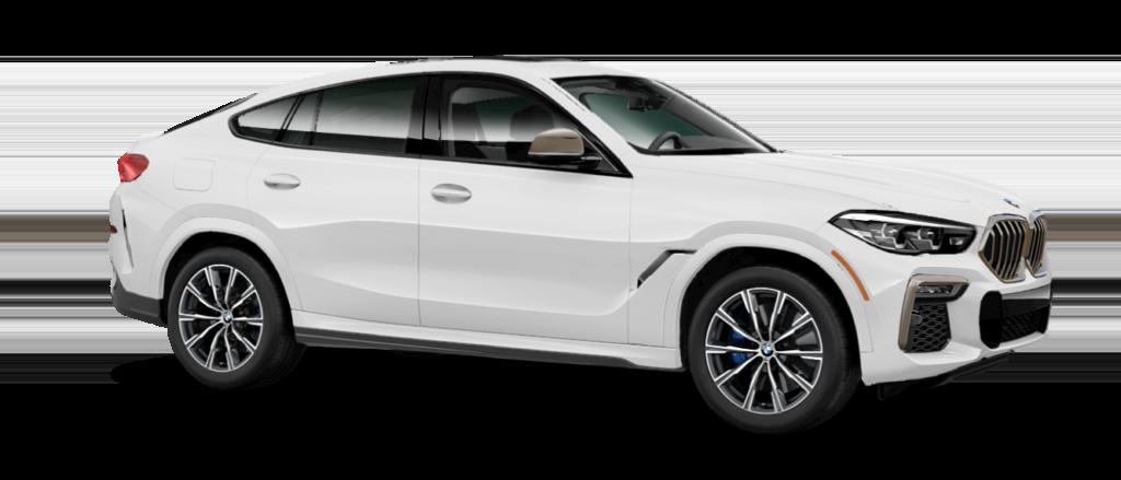 2021 BMW X6 M50i Model Information | BMW of Minnetonka