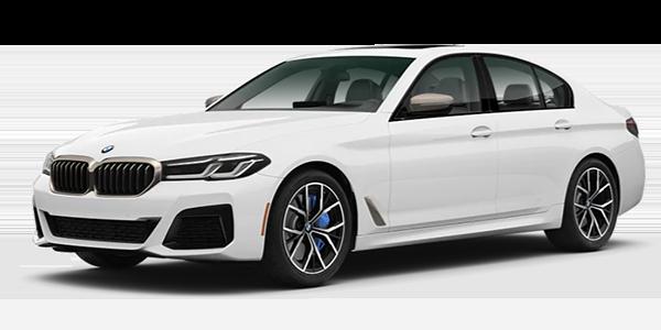 2020 BMW 5 Series M550i Xdrive Model Information | BMW of Minnetonka
