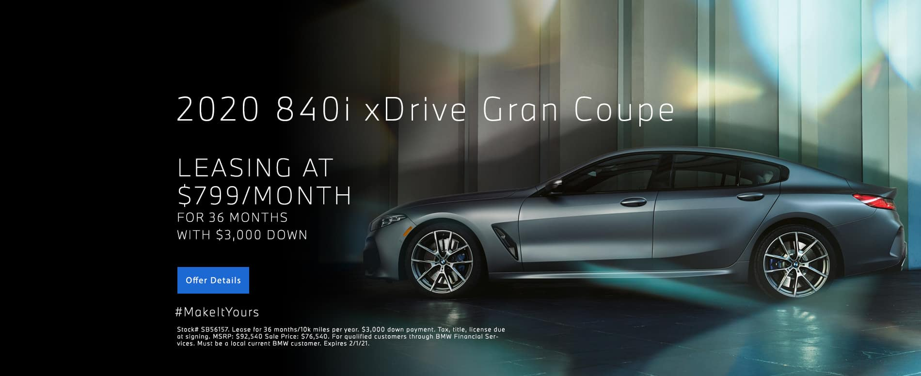 8 series gran coupe lease