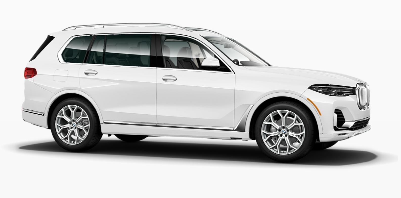 X7 xDrive40i Sedan Model Information | BMW of Minnetonka