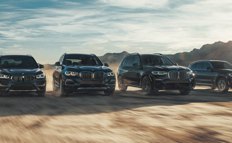 New BMW SUVs