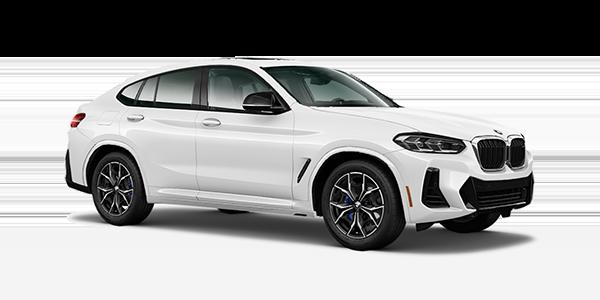 2022 BMW X4 M40i