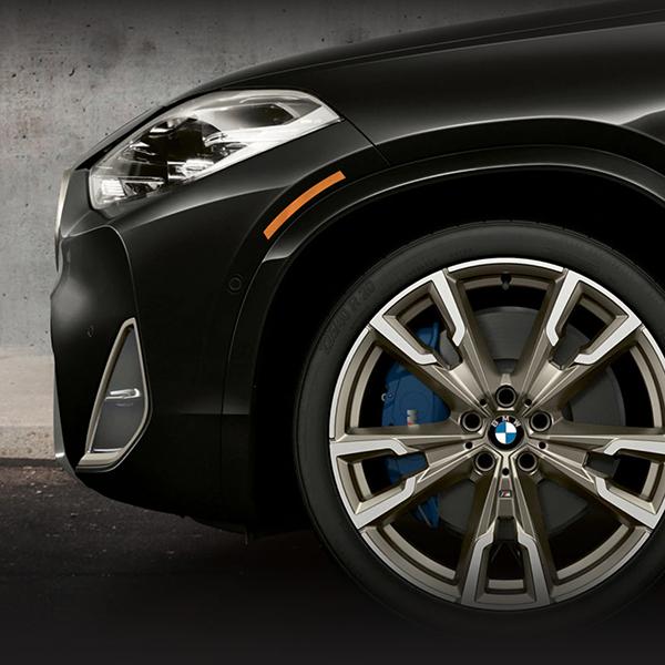2022 BMW X2 Detail