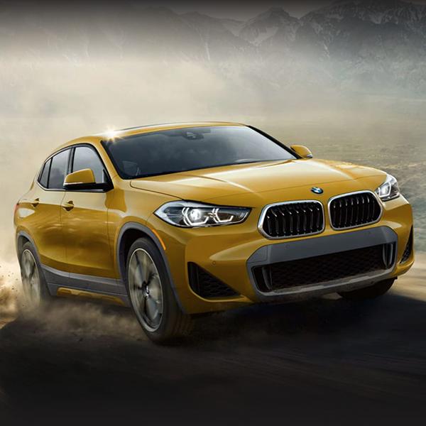 2022 BMW X2 Ext