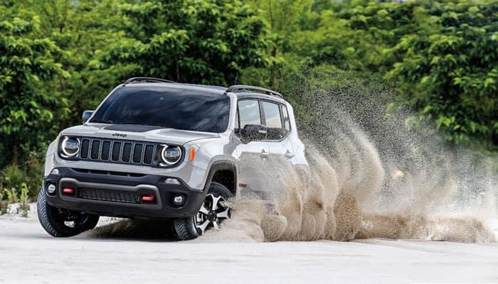 2019 Jeep Renegade Capability