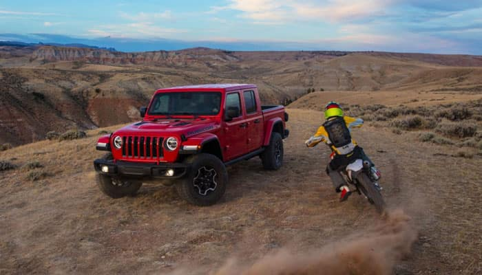 2020 Jeep Gladiator Off-Road Capability