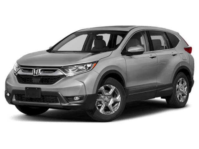 2020 Honda CR-V in silver
