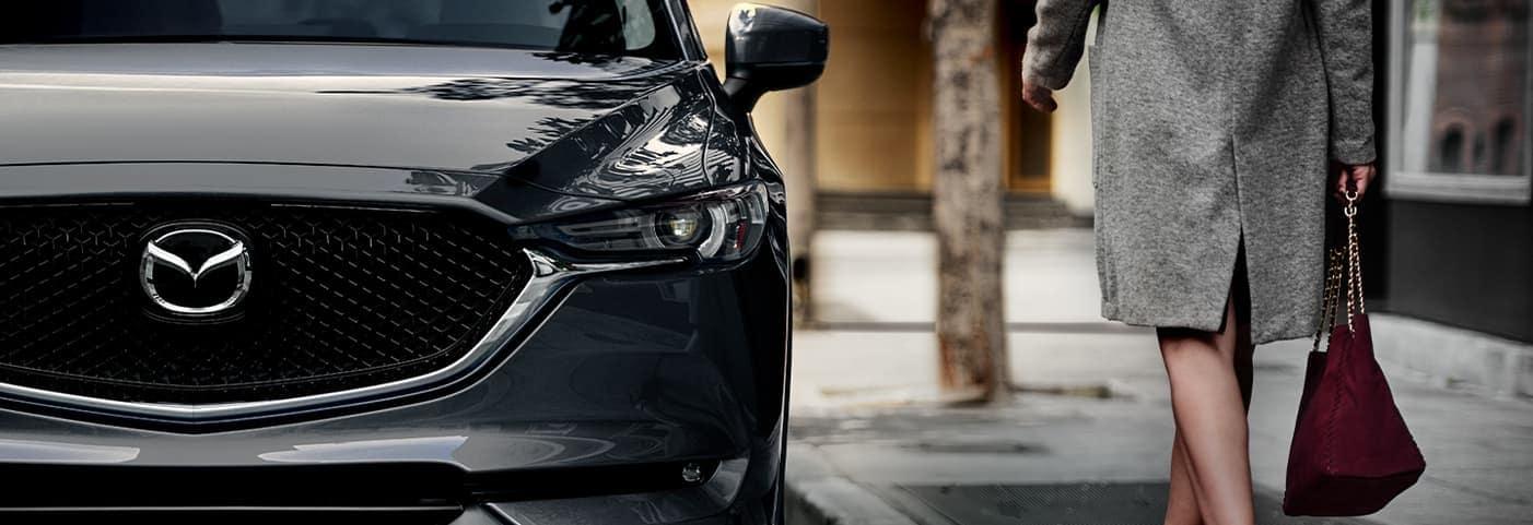 2020 Mazda CX-5 profile