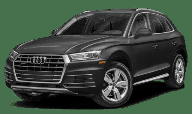 Black 2020 Audi Q5