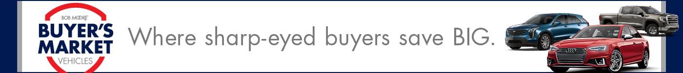 Sharp-eyed buyers save BIG