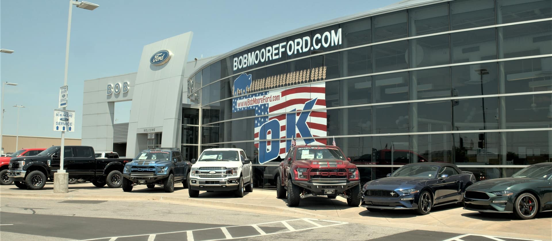 Bob Moore Ford in Oklahoma City
