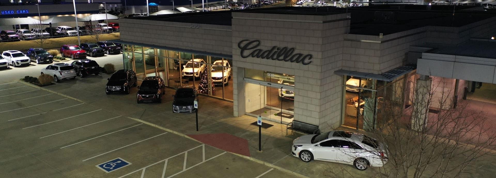 Cadillac dealer OKC
