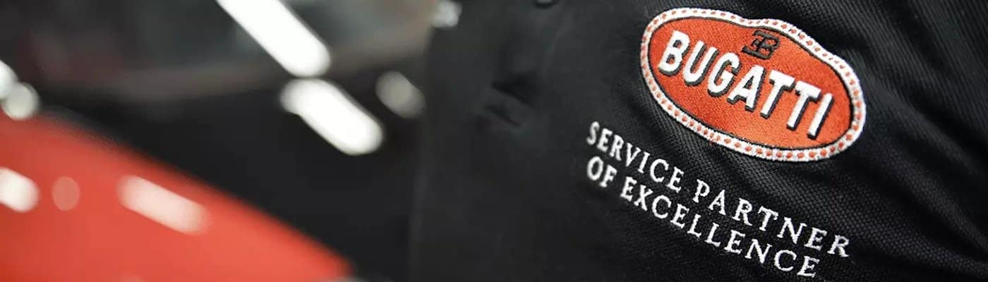 Bugatti Service Partner
