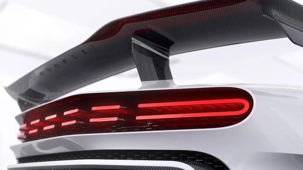 Bugatti Centodieci Rear