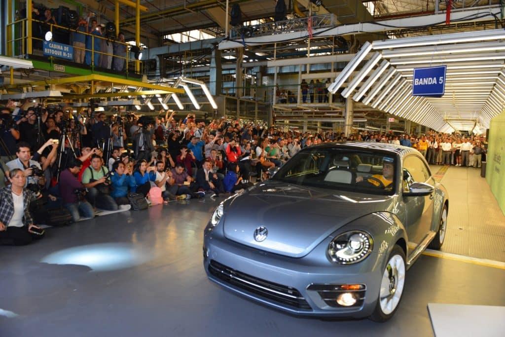 Iconic Volkswagen Beetle