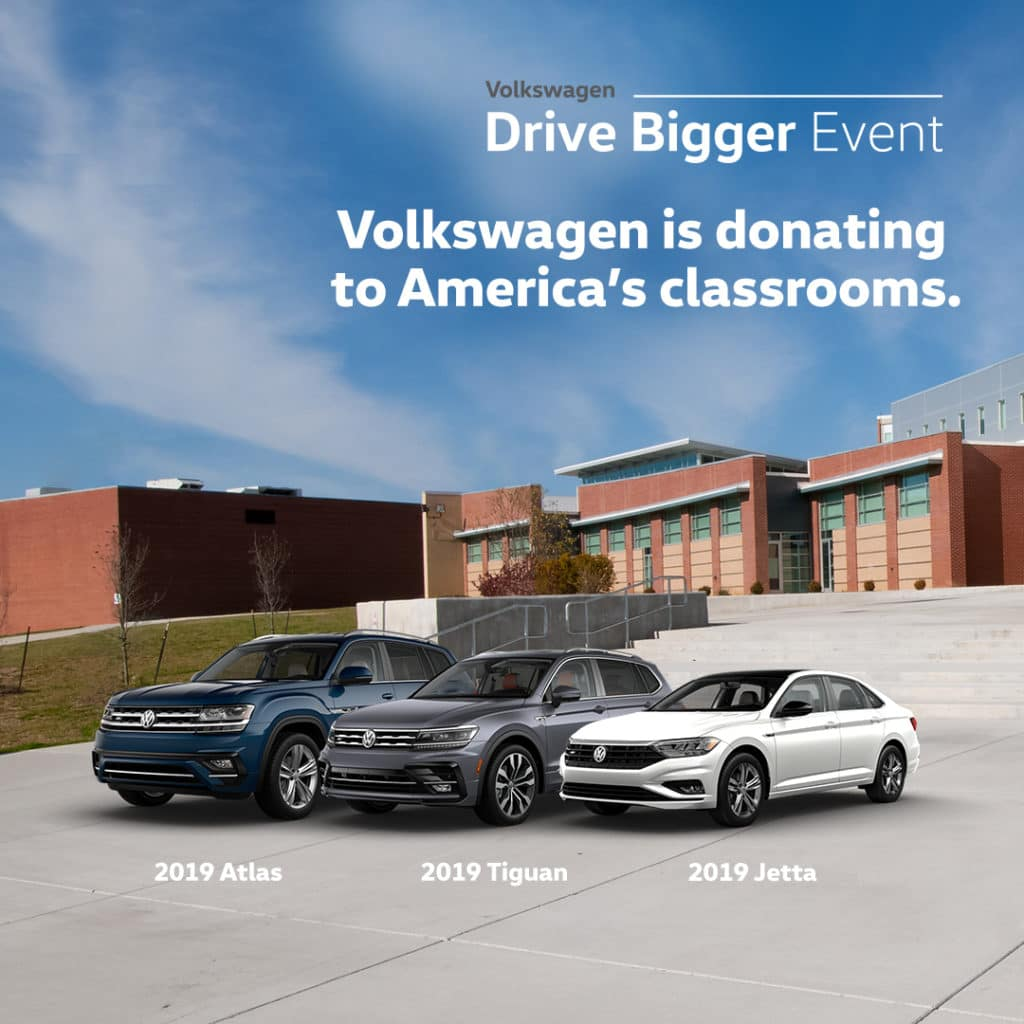 VW Donors Choose