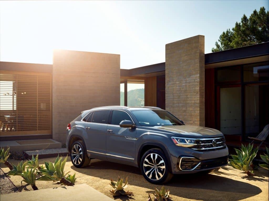 Volkswagen Atlas Cross Sport Named Top 10 User Experiences By Wardsauto Bud Brown Volkswagen
