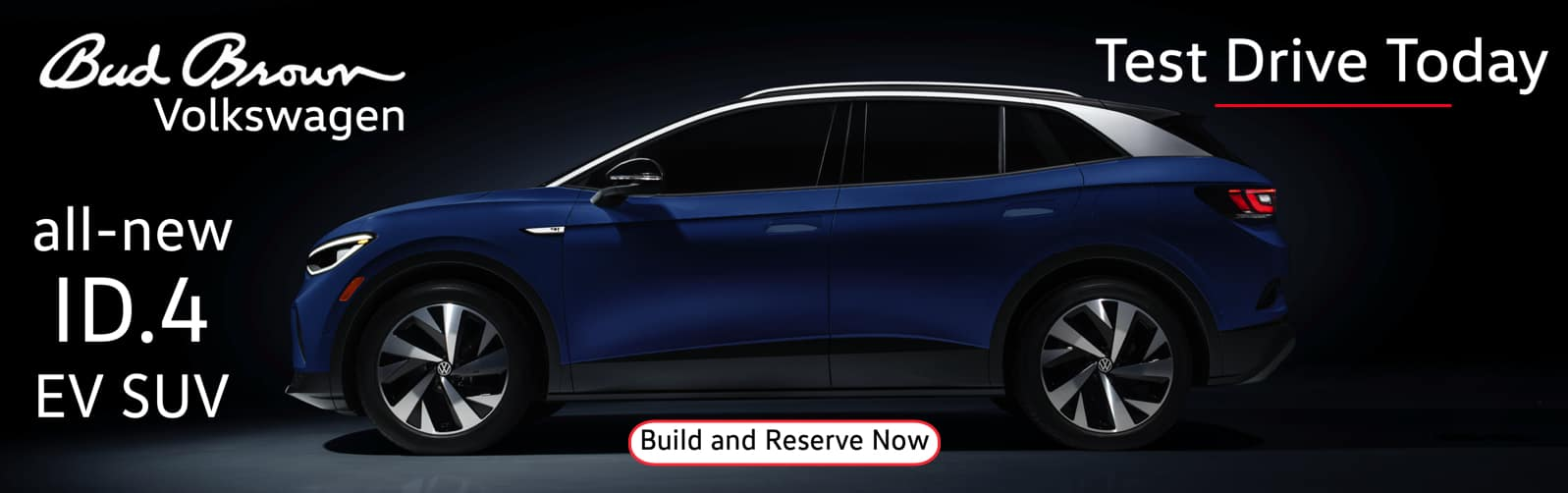 Test Drive the all new ID.4 Electric SUV