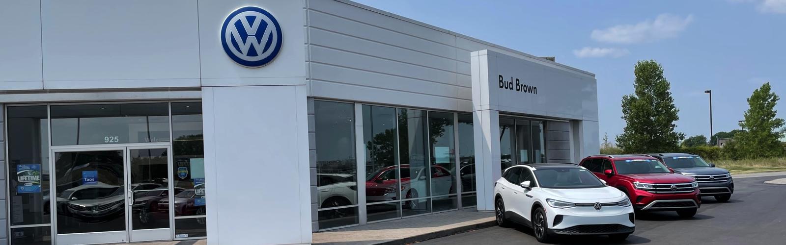 Bud Brown Volkswagen Olathe, Kansas