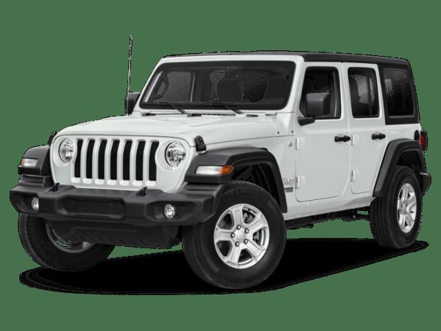 2019 Jeep Wrangler JK