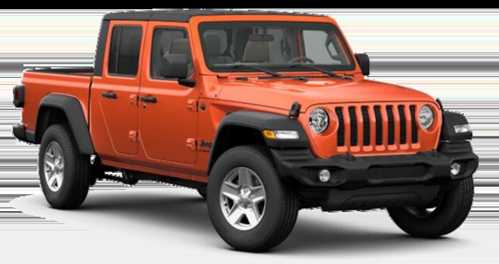 New 2020 Jeep Gladiator Cdjr Crestview Fl Dealership