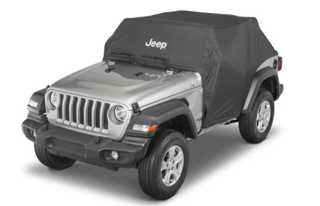 Jeep Brand Cab Cover