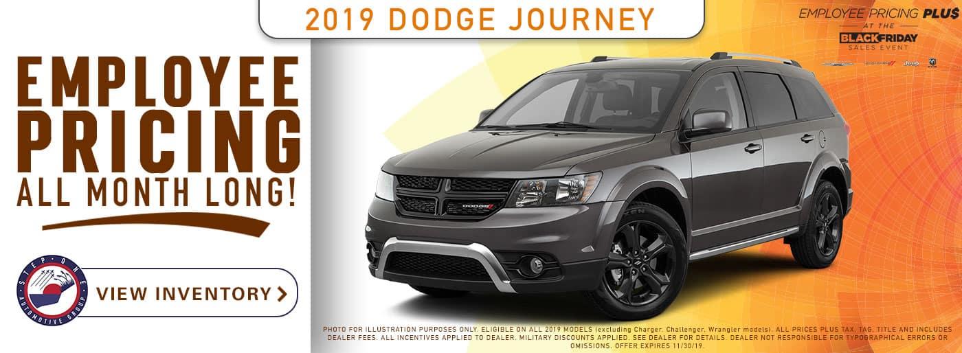 CDJR Crestview - 2019 Dodge Journey