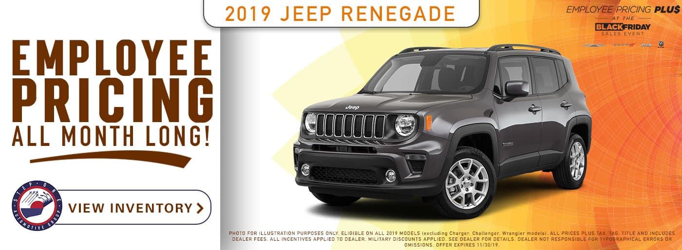 CDJR Crestview - 2019 Renegade