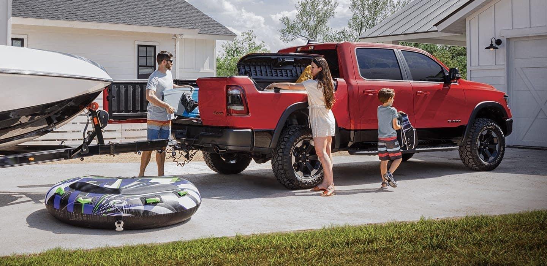 ram 1500 family truck