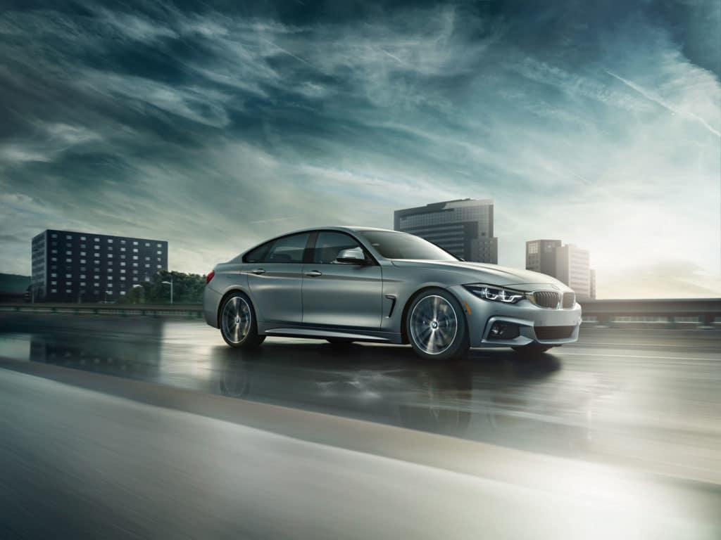 Pre-Owned 2019 BMW 4 Series 430i Gran Coupe Sedan 4D RWD 4dr Car