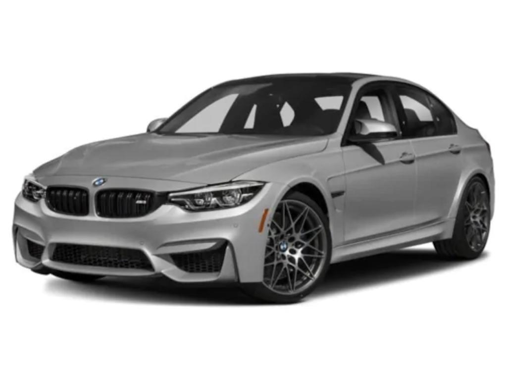 Pre-Owned 2018 BMW M3 Sedan 4D 4dr Car